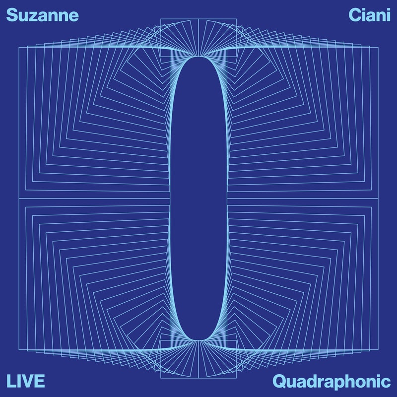 LIVE Quadraphonic album cover